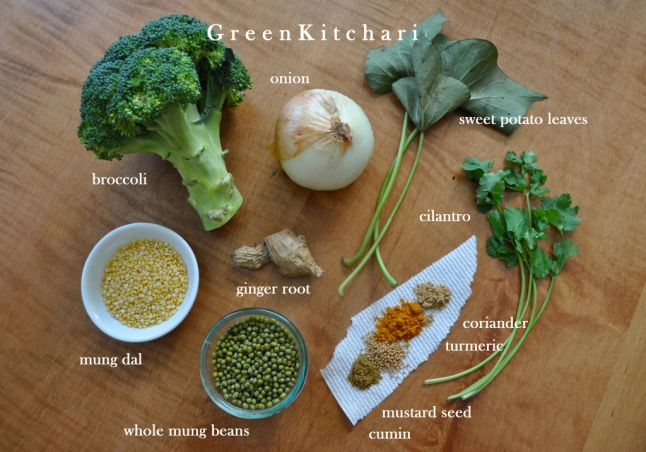 kitchari ingredients