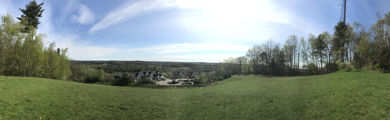Powwow Hill Panorama